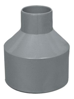 Vr151 manchon r ducteur c nique pvc f m 50 x 63 mm - Manchon pvc 100 ...