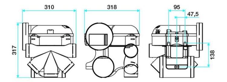 bahia micro watt aldes kit vmc simple flux hygror glable t3 hygro b bouches elec. Black Bedroom Furniture Sets. Home Design Ideas