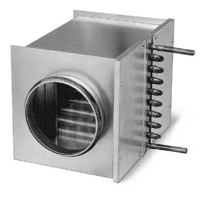 Ventilateur avec eau