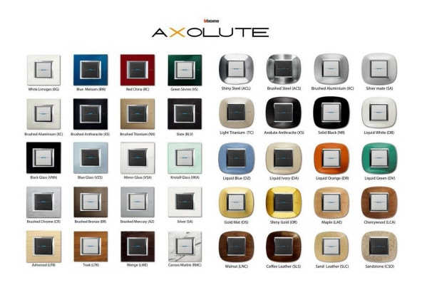 prises aspirantes bticino aspiration centralis e prosp 39 air. Black Bedroom Furniture Sets. Home Design Ideas