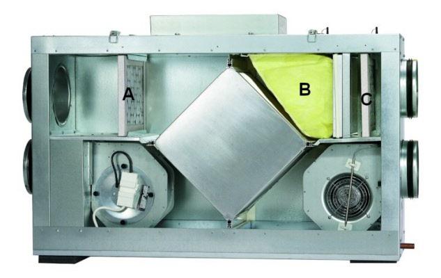 filtres de rechange vmc ventilation prosp 39 air. Black Bedroom Furniture Sets. Home Design Ideas