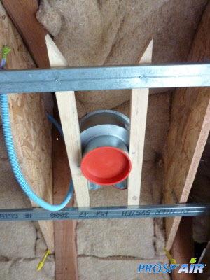 Galerie photos d 39 installations vmc ventilation prosp 39 air - Qui installe une vmc ...